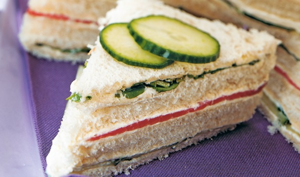 recipe image Fijne sandwiches
